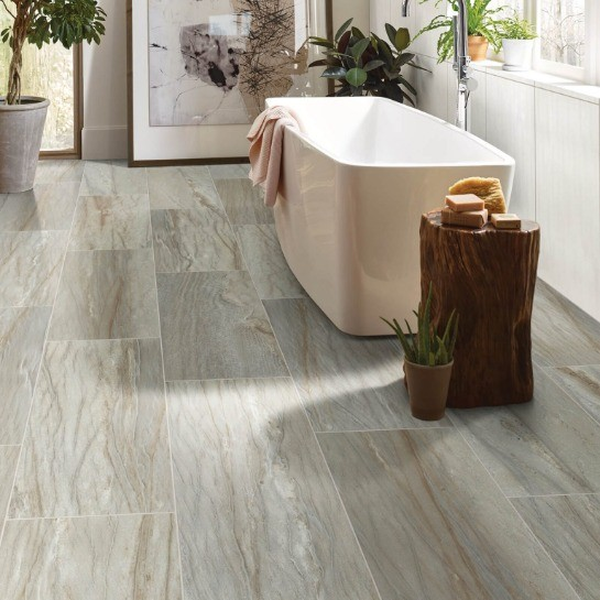 Sanctuary bathroom tile | Country Manor Decorating