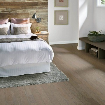 White Oak Engineered Hardwood | Country Manor Decorating