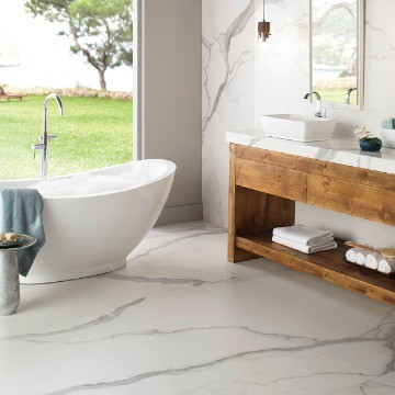 Tile flooring | Country Manor Decorating