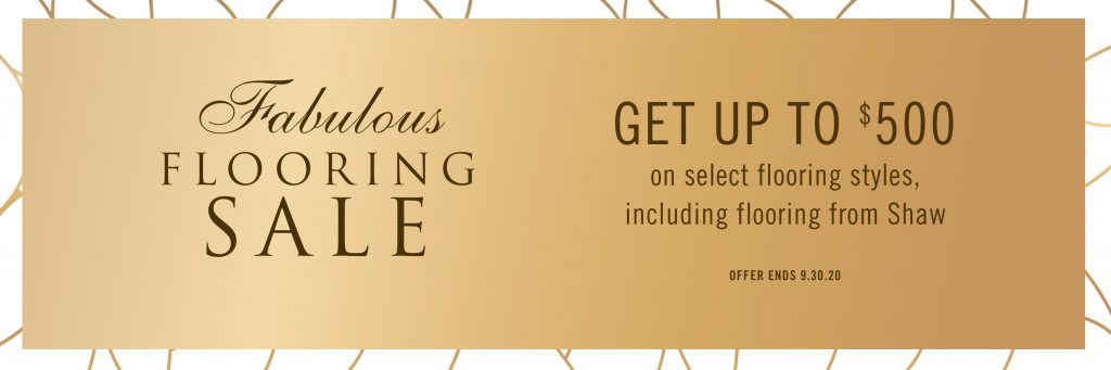 Fabulous Flooring Sale   Country Manor Decorating