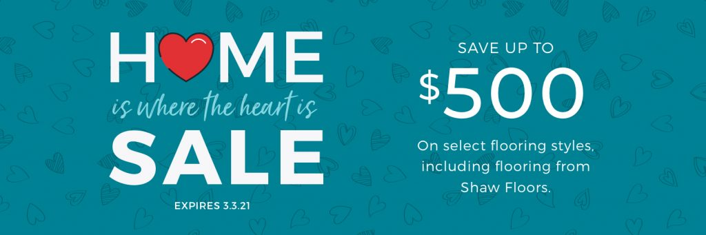 Home is Where the Heart is Sale | Country Manor Decorating