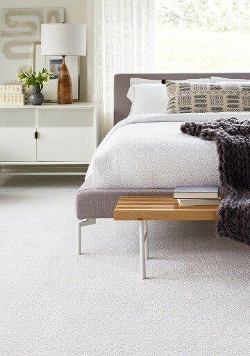 Comfortable carpet flooring   Country Manor Decorating