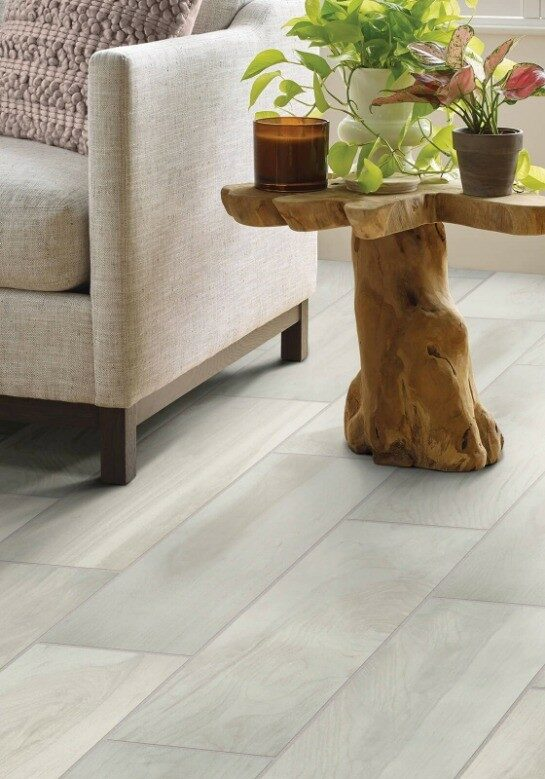 Heirloom tile flooring   Country Manor Decorating