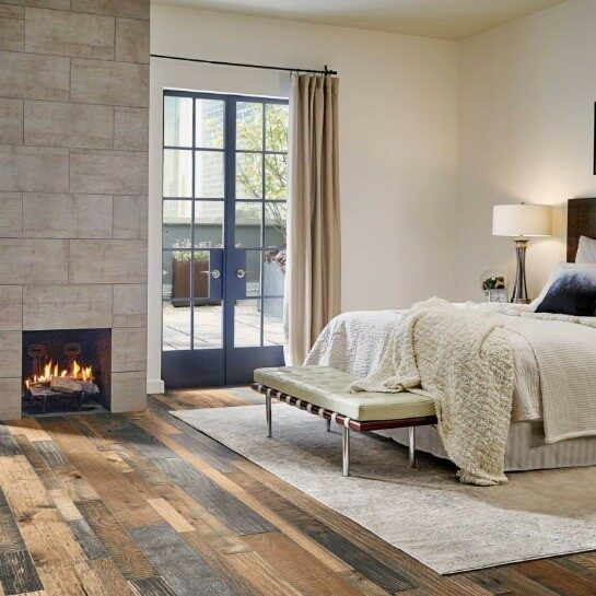 Mixed Species Engineered Hardwood | Country Manor Decorating