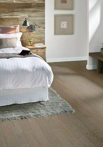 White Oak Engineered Hardwood | Country Manor Decorating
