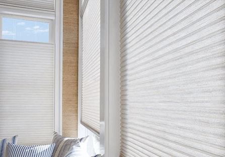 cellular honeycomb shades | Country Manor Decorating