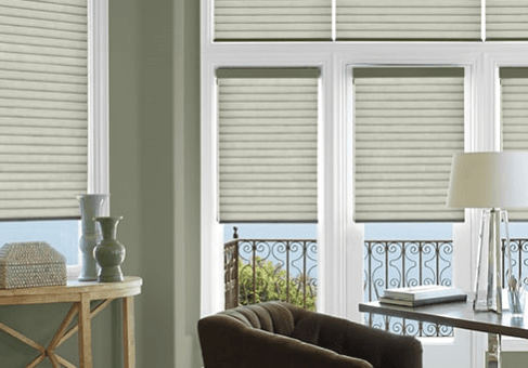 roller and solar shades | Country Manor Decorating